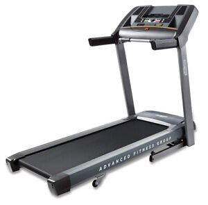 AFG Sport 5.5AT Electric Folding Treadmill New open Box