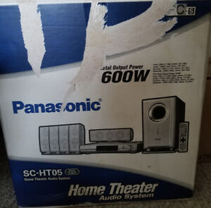 Surround sound system only used once make me an offer!