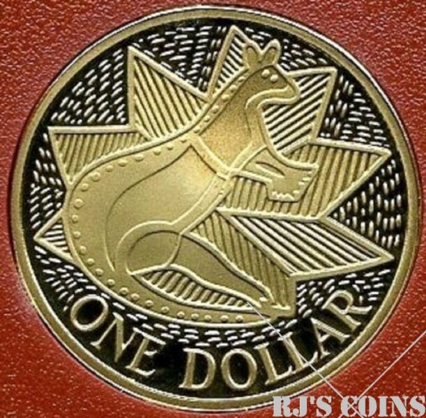 Australian 1988 Proof Eight Coin Year Set from the Royal Australian Mint – Australian Bicentennial