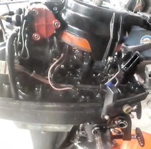 Selling my 1986 Mercury engine