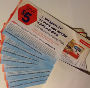 Coupons/Vouchers 4 Baby Formula, Products, etc.
