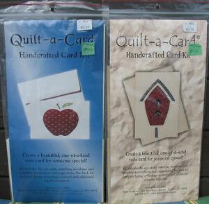Quilt a Card  ( 10 cards / pkg )