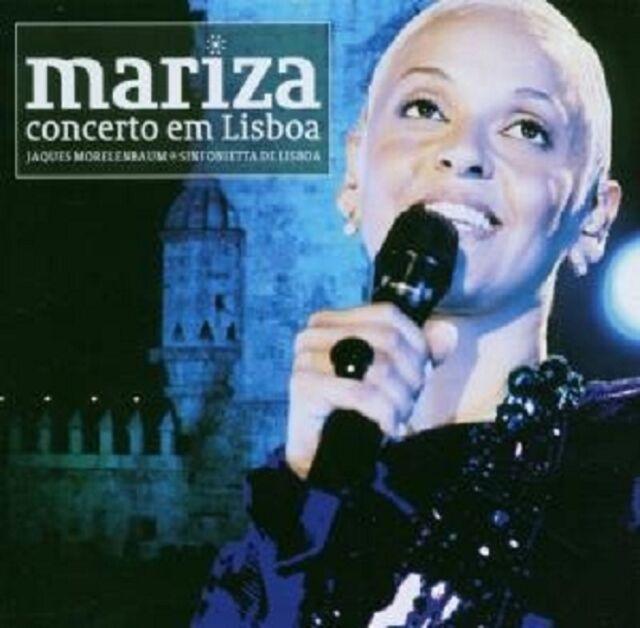 "MARIZA ""CONCERTO ME LISBOA"" CD NEU"