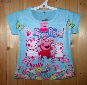 ROBE PEPPA LE COCHON / PEPPA PIG DRESS... West Island Greater Montréal image 3