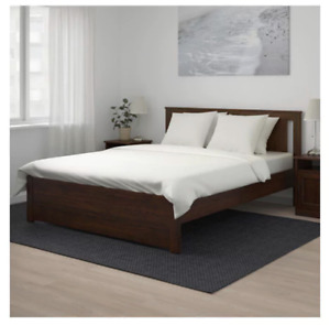 Bed frame ONLY, full/double