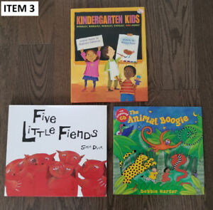 *NEW!* Picture books for children... Great for K-Gr.1 Classroom!