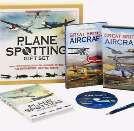 Brand New Bird and Plane spotting gift sets