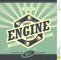 SMALL ENGINE MECHANIC REQUIRED