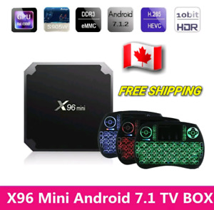 Brand NEW Android Boxes FULLY LOADED FREE LIVETV SPORTS PPV