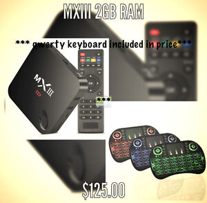 Android MX III 2 GB Ram fully loaded w/qwerty keyboard