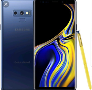 Galaxy note 9 used