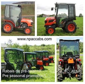 -SPECIAL-  Tractor Cabs (hard) PEI