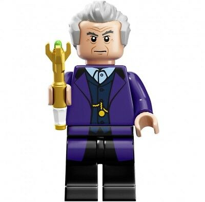 LEGO Ideas: Doctor Who MiniFigure - The Twelfth Doctor (Purple Coat) Set 21304
