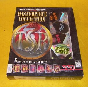 Advanced Dungeon & Dragons Masterpiece Collection 6 Great Hits