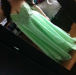 Green Prom Dress For Sale