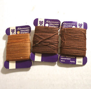 Lot Vintage Sewing Box Wicker Embroidery Thread / Floss Bobbin Kitchener / Waterloo Kitchener Area image 4