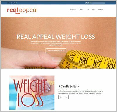 Weight Loss Website Upto 143.67 A Salefree Domainfree Hostingfree Traffic