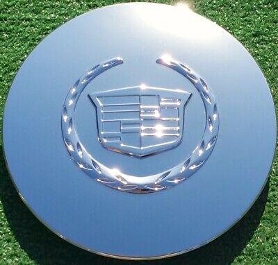 Factory Cadillac Deville Center Cap DTS OEM GM Chrome Wheel DHS New Best 9594259
