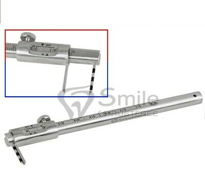 Krekeler Sliding Caliper Round Gauge Implantology Instrument Dental Legacy Ce