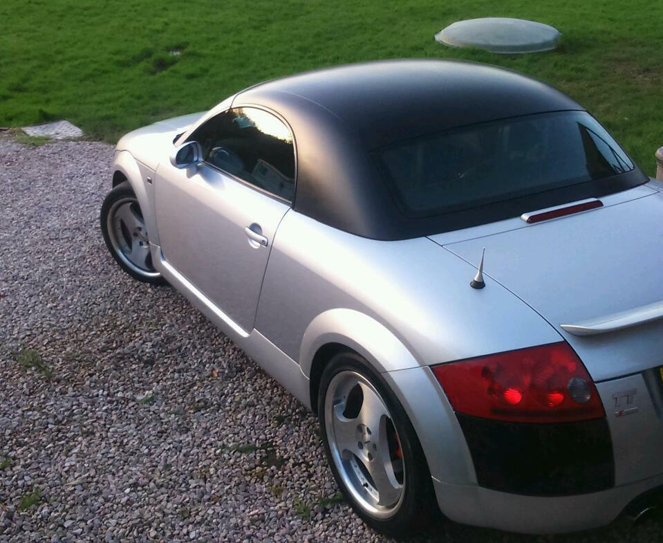 Audi tt 8n hardtop and ing kit | in Paignton, Devon | Gumtree