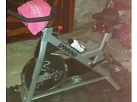 Spinner Pace spin bike