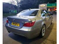 BMW 525D 5 SERIES 2.5 M SPORT DIESEL - MANUAL - 1YR MOT - FULL SERVICE - 3 KEYS