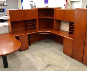 Beautiful Executive Desk
