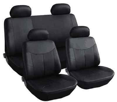 Autositzbezüge für Audi 80 B4 90-00 5-Sitze Grau Schonbezüge Sitzbezüge Auto PKW