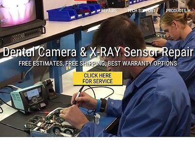 Schick Sensor Repair Estimate X-ray Sensor