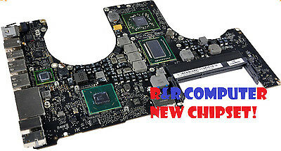 """Macbook Pro 15"""" A1286 820-2915-B 820-2915-A 2011 Logic Board i7 NEW CHIPSET! for sale  Shipping to Canada"""