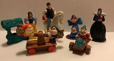 McDonalds Vintage 1992 Snow White Happy Meal toys