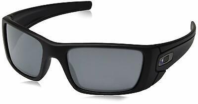 Oakley Fuel Cell OO9096-I4-60 Sunglasses Matte Black - Black IRD Lenses 9096I4