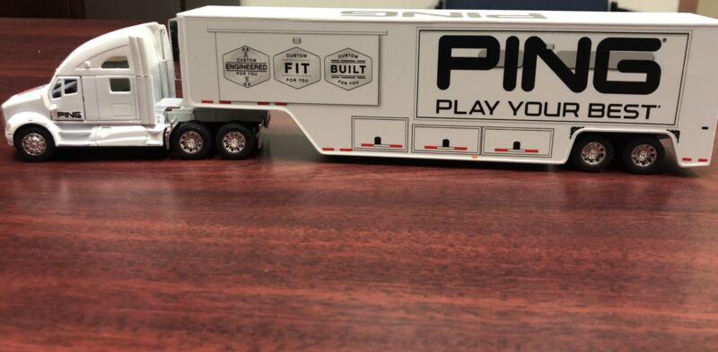 Mini Ping Tour Truck