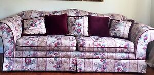 Reduced Sofa and Loveseat