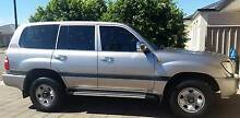 100 series 2003 Toyota LandCruiser Wagon Whyalla Whyalla Area Preview