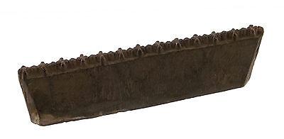 Stamped Antique Indian Bunta Wooden in Batik Rajasthan Textile India 5810 AFR5