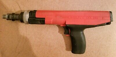 Hilti Dx 36 Powder Actuated Fastening Tool
