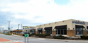 RARE END CAP RETAIL SPACE! COUNTRY PARK PLAZA! BRAND NEW