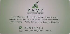 Ramy lawn mowing services Merrylands Parramatta Area Preview