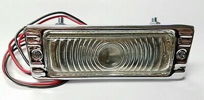 Park Lamp Light Assy 12V 2 wire for turn signals 1947-53 Chevy Pickup Truck