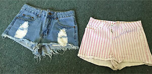 Ladies shorts 2 pairs boohoo & ally Pine Mountain Ipswich City Preview