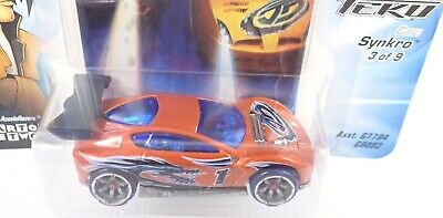 2005 Hot Wheels AcceleRacers TEKU Synkro # 3/9