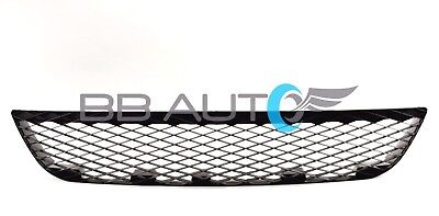 - NEW FOR 2004-2006 MAZDA 3 SEDAN SPORT TYPE FRONT BUMPER LOWER GRILLE INSERT