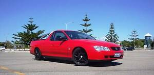 2002 Holden Commodore Ute S Pak V6 Auto Hillarys Joondalup Area Preview