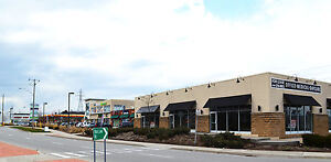 RARE END CAP RETAIL SPACE! COUNTRY PARK PLAZA! BRAND NEW Kitchener / Waterloo Kitchener Area image 1