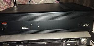 Adcom GFA 5300 2 ch power amp great condition