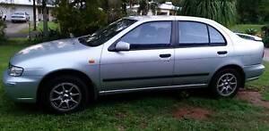 1999 Nissan Pulsar Sedan Cairns Cairns City Preview