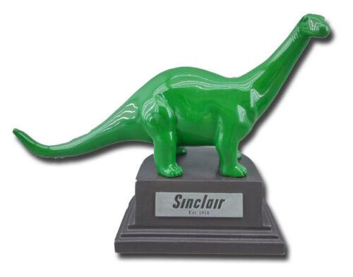 Official Sinclair Oil Dino Dinosaur Brontosaurus Statue  New in Box