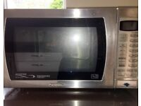 Panasonic microwave and oven. Large size
