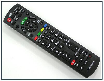 Ersatz Fernbedienung für Panasonic N2QAYB000752 Fernseher TV Remote Control /Neu